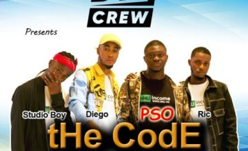 DYHCrew – tHe CodE Ft. PSO, Diego, Studio Boy & Ric