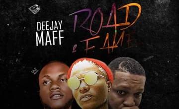 DJ Maff – Road 2 Fame October Edition Mixtape