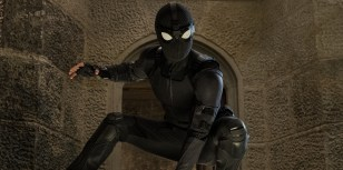 Image result for spider-man stealth suit