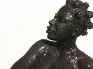 nude female bronze sculpture by artist Manuel Palacio