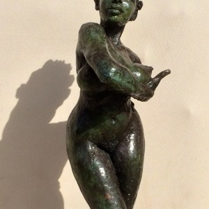 female bronze