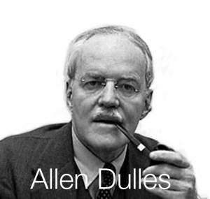 Allen Dulles | killing Kennedy | mpalacioart.com |