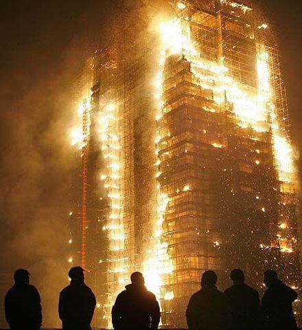 Windsor-Tower-Madrid-Spain | killing Kennedy | mpalacioart.com