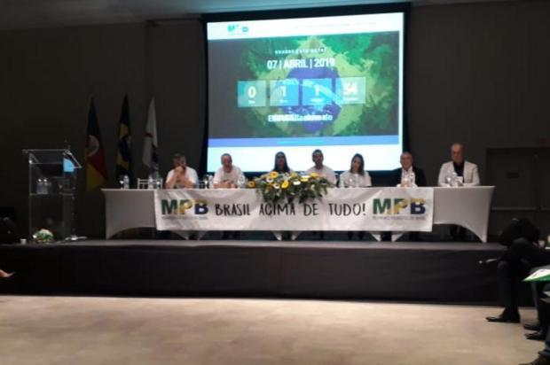 MPB na mídia: Ex-PSL cria Movimento Patriótico do Brasil.