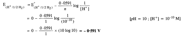 MP Board Class 12th Chemistry Solutions Chapter 3 Electrochemistry 2