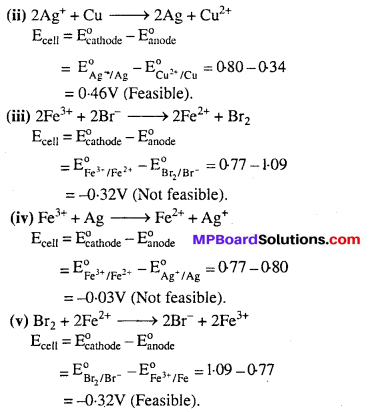 MP Board Class 12th Chemistry Solutions Chapter 3 Electrochemistry 37