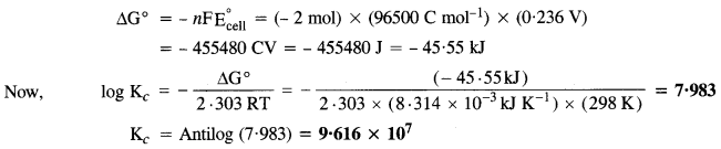 MP Board Class 12th Chemistry Solutions Chapter 3 Electrochemistry 4