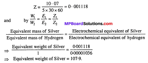 MP Board Class 12th Chemistry Solutions Chapter 3 Electrochemistry 82