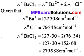 MP Board Class 12th Chemistry Solutions Chapter 3 Electrochemistry 84