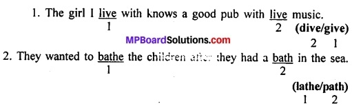 MP Board Class 11th English The Spectrum Solutions Chapter 16 The Broken Wing 1