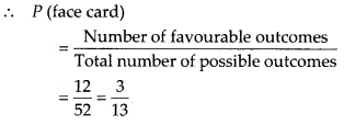 MP Board Class 10th Maths Solutions Chapter 15 Probability Ex 15.1 13