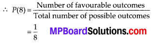MP Board Class 10th Maths Solutions Chapter 15 Probability Ex 15.1 5