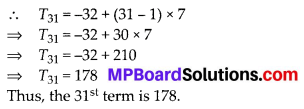 MP Board Class 10th Maths Solutions Chapter 5 Arithmetic Progressions Ex 5.2 10