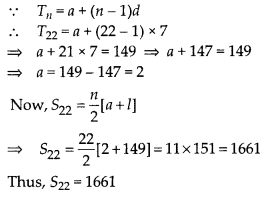 MP Board Class 10th Maths Solutions Chapter 5 Arithmetic Progressions Ex 5.3 21