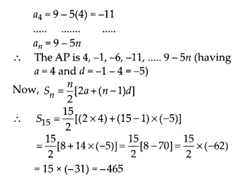 MP Board Class 10th Maths Solutions Chapter 5 Arithmetic Progressions Ex 5.3 26