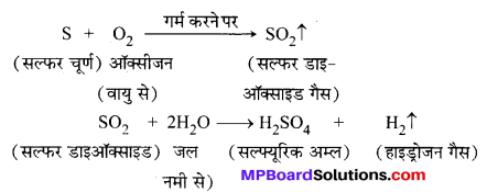 MP Board Class 10th Science Solutions Chapter 3 धातु एवं अधातु 5