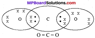 MP Board Class 10th Science Solutions Chapter 4 Carbon and Its Compounds 1