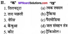 MP Board Class 11th Biology Solutions Chapter 17 श्वसन और गैसों का विनिमय - 2