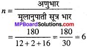 MP Board Class 11th Chemistry Solutions Chapter 1 रसायन विज्ञान की कुछ मूल अवधारणाएँ - 25