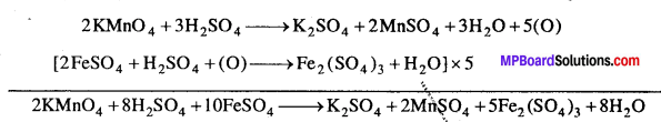 MP Board Class 12th Chemistry Solutions Chapter 8 d एवं f-ब्लॉक के तत्त्व - 39