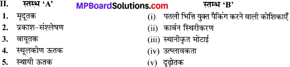 MP Board Class 9th Science Solutions Chapter 6 ऊतक image 9