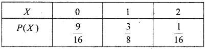 MP Board Class 12th Maths Book Solutions Chapter 13 प्रायिकता Ex 13.4 img 13