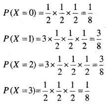MP Board Class 12th Maths Book Solutions Chapter 13 प्रायिकता Ex 13.4 img 20