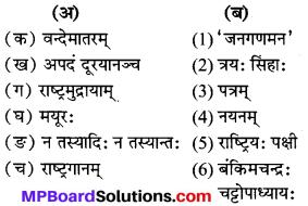 MP Board Class 7th Sanskrit Solutions विविधप्रश्नावलिः 2 img 2