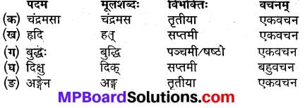 MP Board Class 9th Sanskrit Solutions Chapter 3 सुभाषितानि img-3