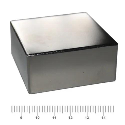 52 x 52 x 26mm big neo magnet block n42 ni magnets mpco magnetics