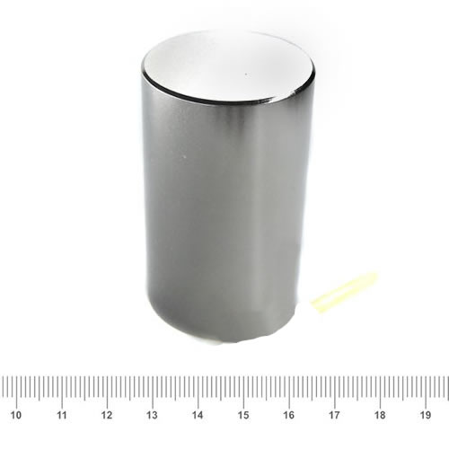 30 x 50mm Superior Strong Magnet Cylinder N52 Ni