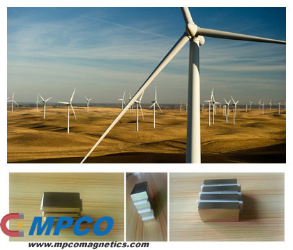 Wind Turbine Permanent Magnet