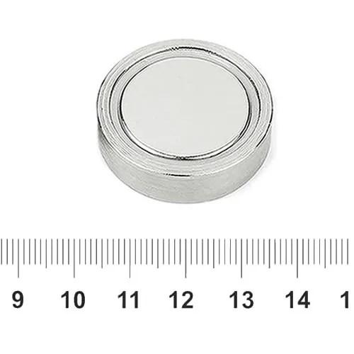 Neodymium Mounting Pot Magnet 32mm