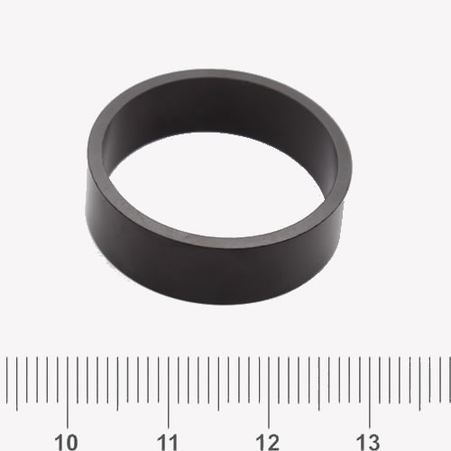 Compression Molded Ring Bonded NdFeB