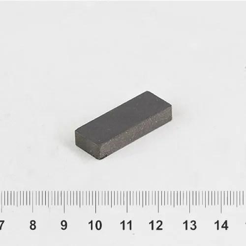 Polymer-Bonded NdFeB Magnet Block