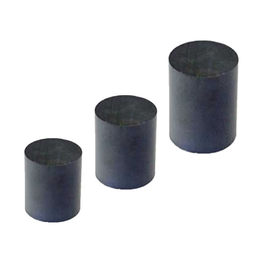 Sintered Hard Ferrite Ceramic Rods