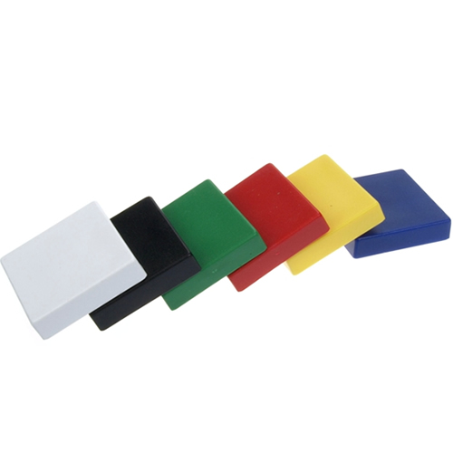 Assorted Colors Organizing Ferrite Office Magnets