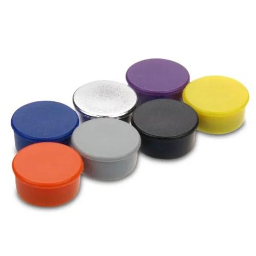 Ferrite Round Memo Magnets