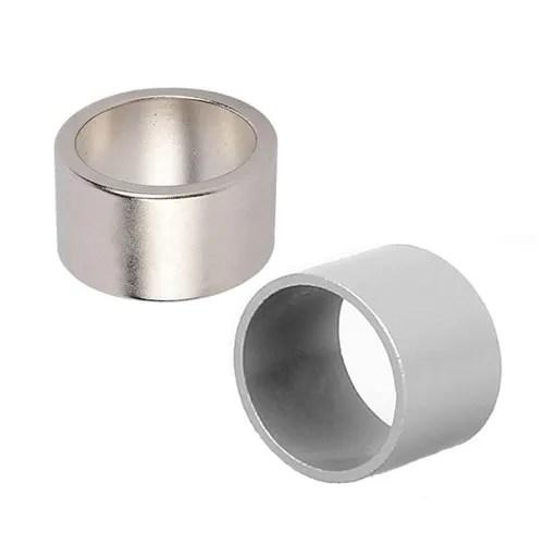 Sintered Neodymium Radially Ring Magnets