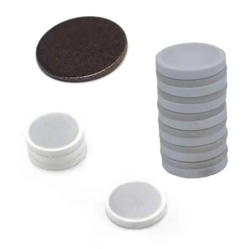 Disc Neodymium PTFE Teflon Coated Magnets