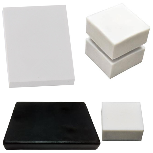 PTFE Coated Magnets NdFeB Block
