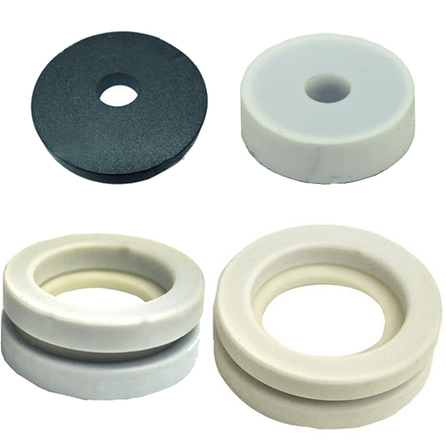 Ring Teflon PTFE Coated Neodymium Magnet