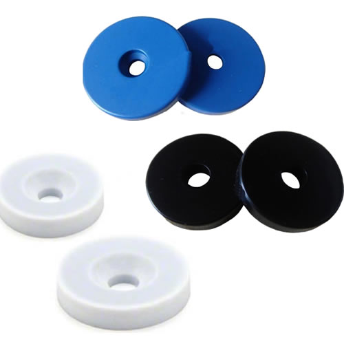 Teflon Coated Cuntersunk Magnets