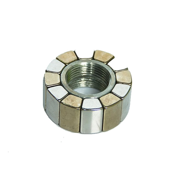 Industrial Multipole Neodymium Magnet Assembly