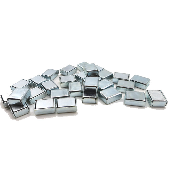 Iron Cap NdFeB Magnets