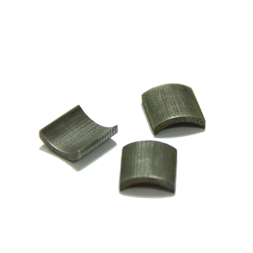 Laminated Magnets for Eddy Current Reduction