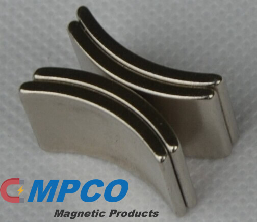 Segment Magnet Performance Directly Affects Working Efficiency of Motor