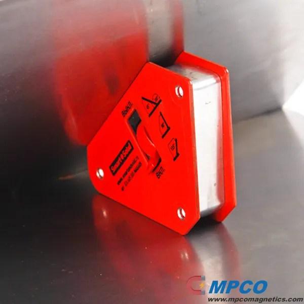 Magnetic Welding Holder Arrow Shape For Multiple