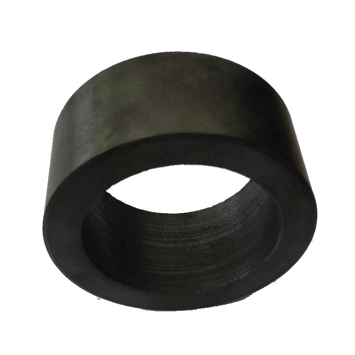 Large Diameter Ferrite Ring Multi-polar Permanent Magnet