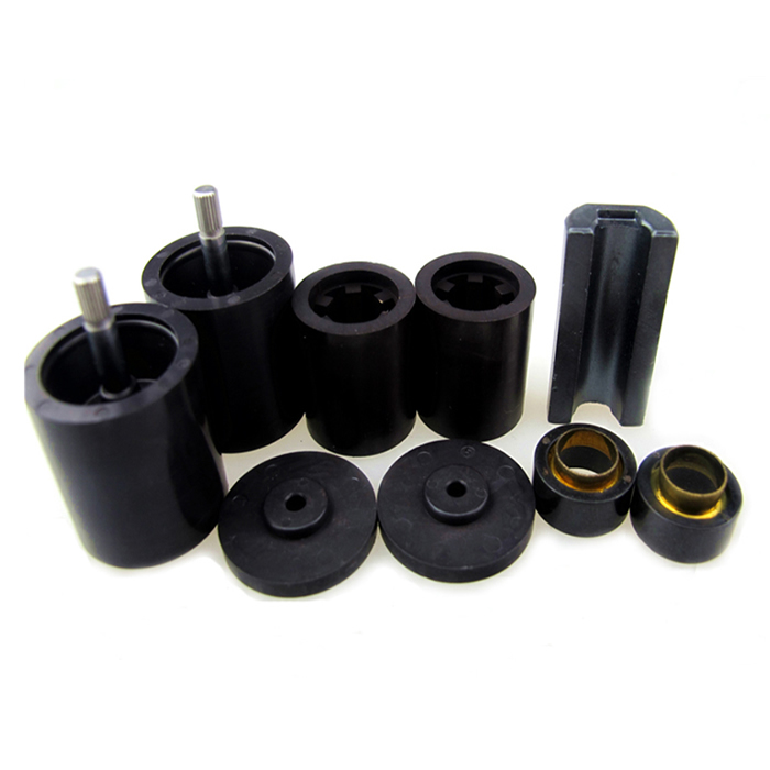 Metal Injection Molding Ferrite Magnets for Auto Spare Parts